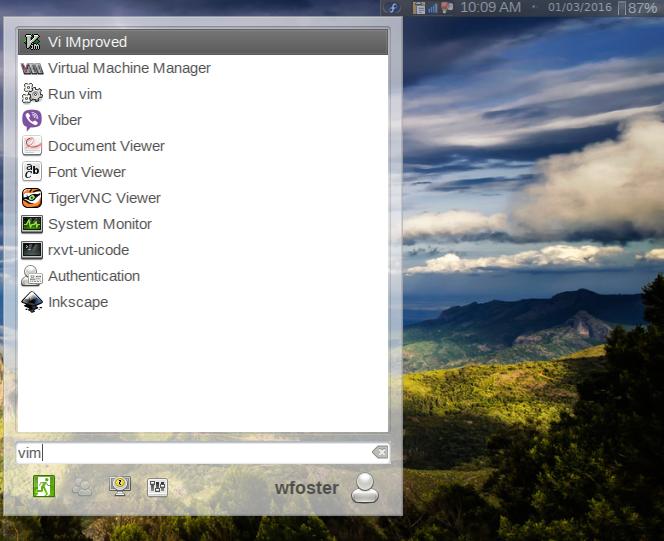 Using KWin with Xfce | hobo house