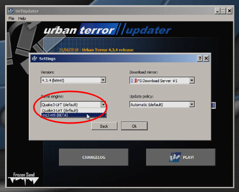 Urban Terror: Fun, Free FPS Game | hobo house