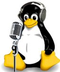 Tux-Podcasting
