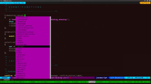 tmux-complete-youcompleteme-plugin-javascript