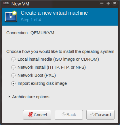 Manage Test/Development Linux VMs with qcow2 and Libvirt