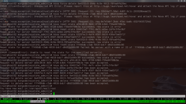tmux-with-screen